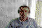Myself recorded and played by VLC in ASCII mode by norbert79