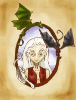 Daenerys and her Dragons by sentienttree