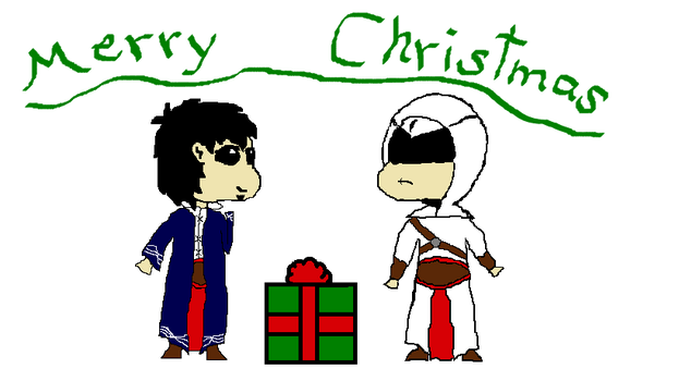 Assassin Christmas by trainsgirl13