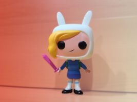 Ready for Action (Fionna Nendoroid) by For3st-NinJa