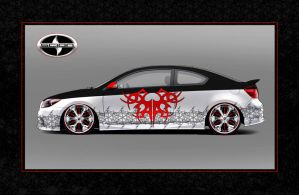 Scion TC by Morfiuss