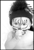 Zebra Baby by LillianAva