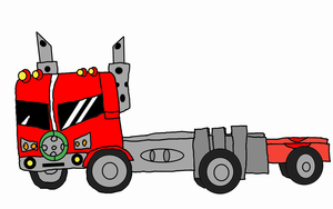 Truck-1 by 3dmarioworld