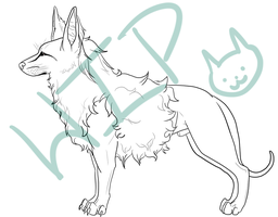 Dog Breed WIP: Egyptian Water Dog by Toothlesslover123