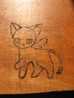 Suppi woodburning by artemis5096