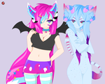 Crystal and Candy by Piyos-Adoptables
