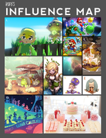 ieafy's influence map! by ieafy