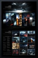2012 Calendar - updated for 2013 by neverdying