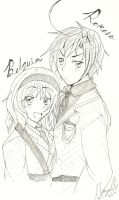 APH- Romano and Belgium by Attashi