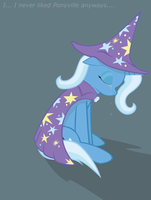 The Great And Powerful Trixie by Wreky