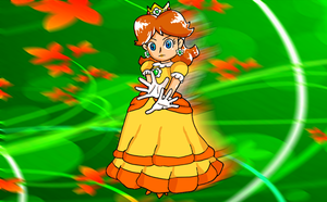 Princess Daisy's Attack (REMAKE) by webkinzspongebob