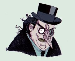 Cobblepot by MarKomik