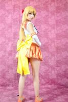 Sailor Venus- Minako Cosplay 3 by pink-hika