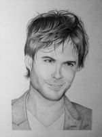 Ian Somerhalder by Ned-The-Hat