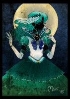 .eternal princess sailor neptune by mimiclothing
