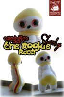Reggie the Rookie Racer Slouchy by cleody