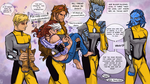 X-Factor to the rescue! by Spasticat