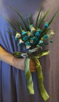 Maid of Honor Bouquet by Morrowdim
