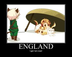England's plan by hetalia777777