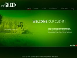 E.G web design by Dalash
