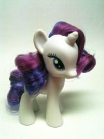 Rarity re-restyle by Quacksquared