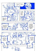 Digimon Tamers - Mirai Project chapter 04/21 by Riza23
