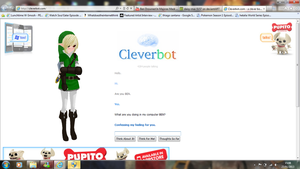 Ben on Cleverbot by daisy-mai-5157