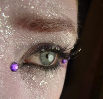 Purple Eye Stock VI by Melyssah6-Stock