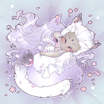 Snuggly Kittens by Lunareth