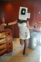 Glados - Epic Cosplay by Marililith