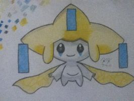 Jirachi by Glaceon1205