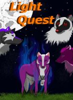 Light Quest ch.1 Cover by Katy500