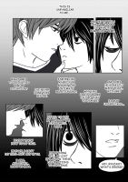 Death Note Doujinshi Page 20 by Shaami