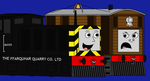 TTTE - Mavis' first day at the quarry by Percyfan94