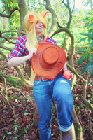 Applejack Gijinka Cosplay - Done by Grethe--B