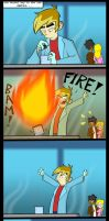 CSI: FIRE by Redrockeruniverse