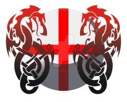 england dragon by andifitriyanto