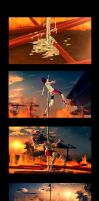 Melt: Mar 2013 - A candle's fate 3/4 by Axtinguisher