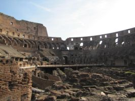 In The Colosseum 1 by albert9000