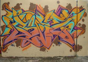 Fresh pure Wild Style by BezOne