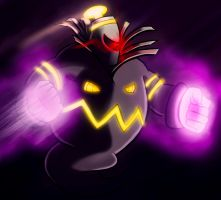 Dusknoir by Chief-forrunner