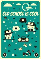 Oldschool by smurfpunk
