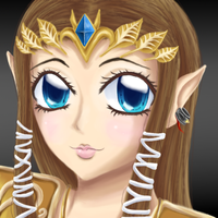 Zelda by Coco-of-the-Forest