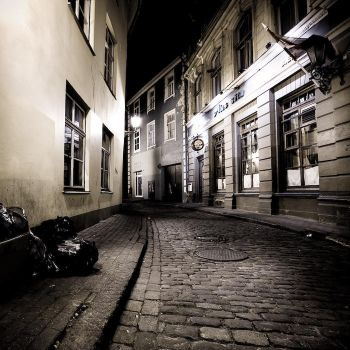part of Old Riga by billysphoto