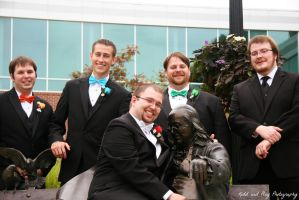 Cody and Heather's Wedding 4 by BengalTiger4