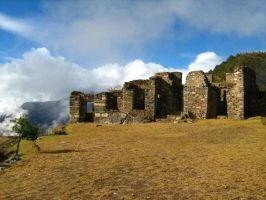 Choquequirao by Luciernaga92