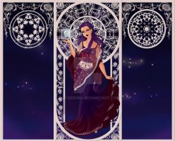 Greek Goddess Series: Nyx by luv2icesk8
