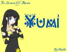 Yumi - for Lexicon of Illusion by ph2nz101