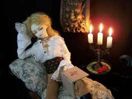 Lucien in reverie by Lilykoi-Designs