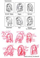 Express_Notes_Lauren Draghetti by tombancroft